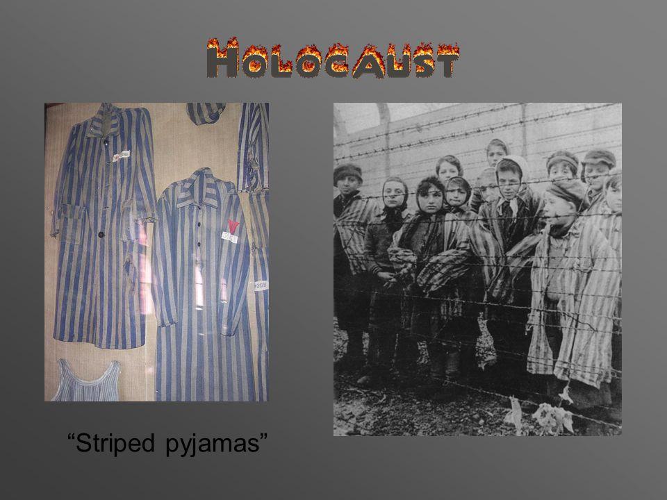 """""""Striped pyjamas"""""""