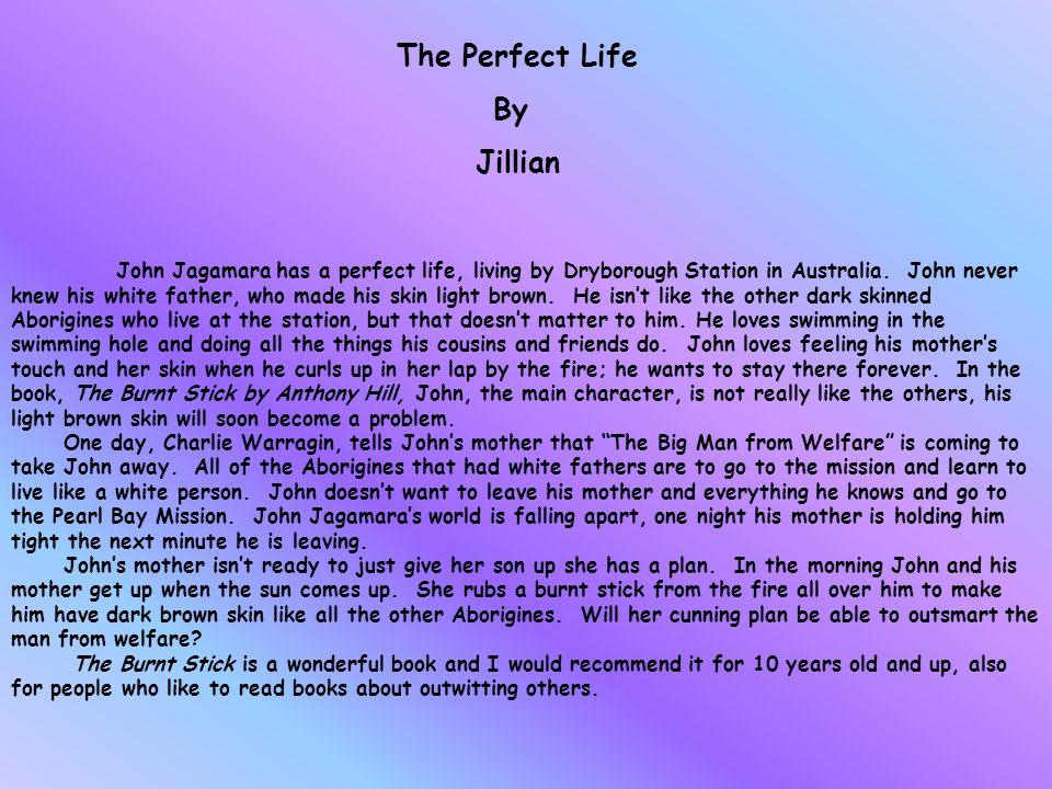 John Jagamara has a perfect life, living by Dryborough Station in Australia.