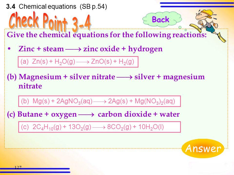 126 3.3 Derivation of molecular formulae (SB p.53) (b)(i)Molar mass of Na 2 SO 4 · 10H 2 O = 322.1 g mol -1 Mass of Na = = 14.28 g Mass of H 2 O = = 5