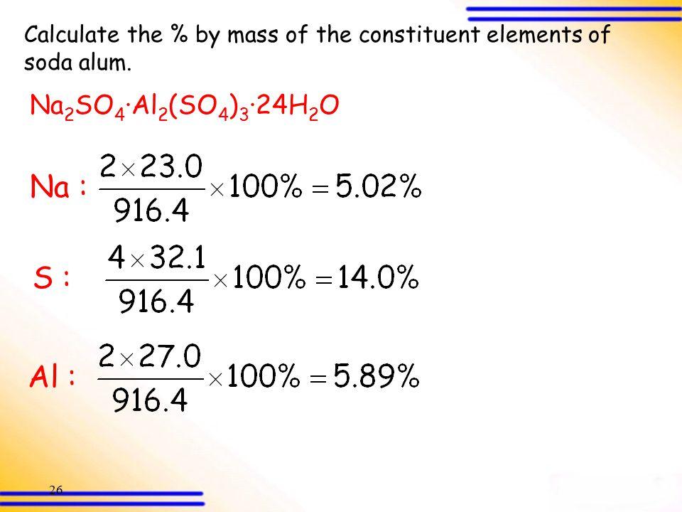 25 Structural formula : bond-line structure