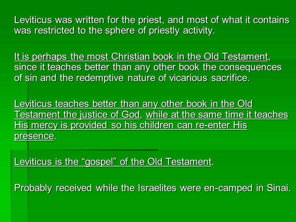Under the law of offerings made to God must be the offerer's own property, properly acquired (Deut.