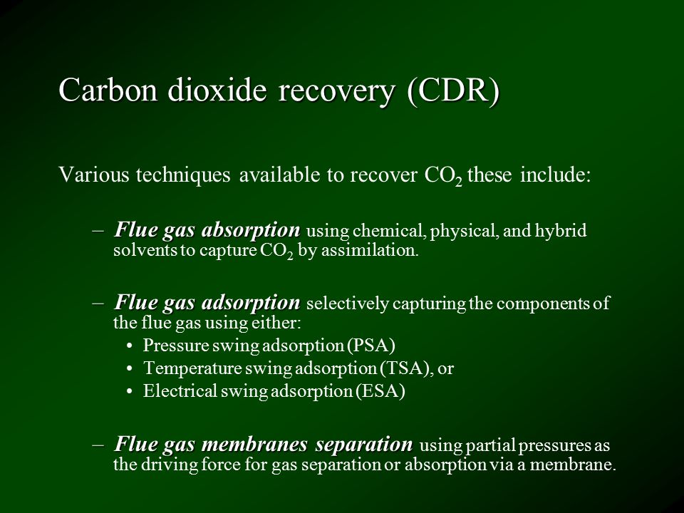 Ocean disposal Ocean CO 2 storage is a natural part of the carbon cycle.