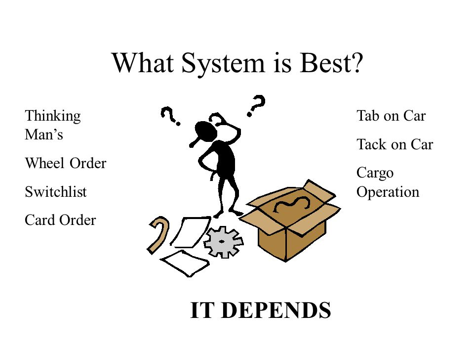 What System is Best.