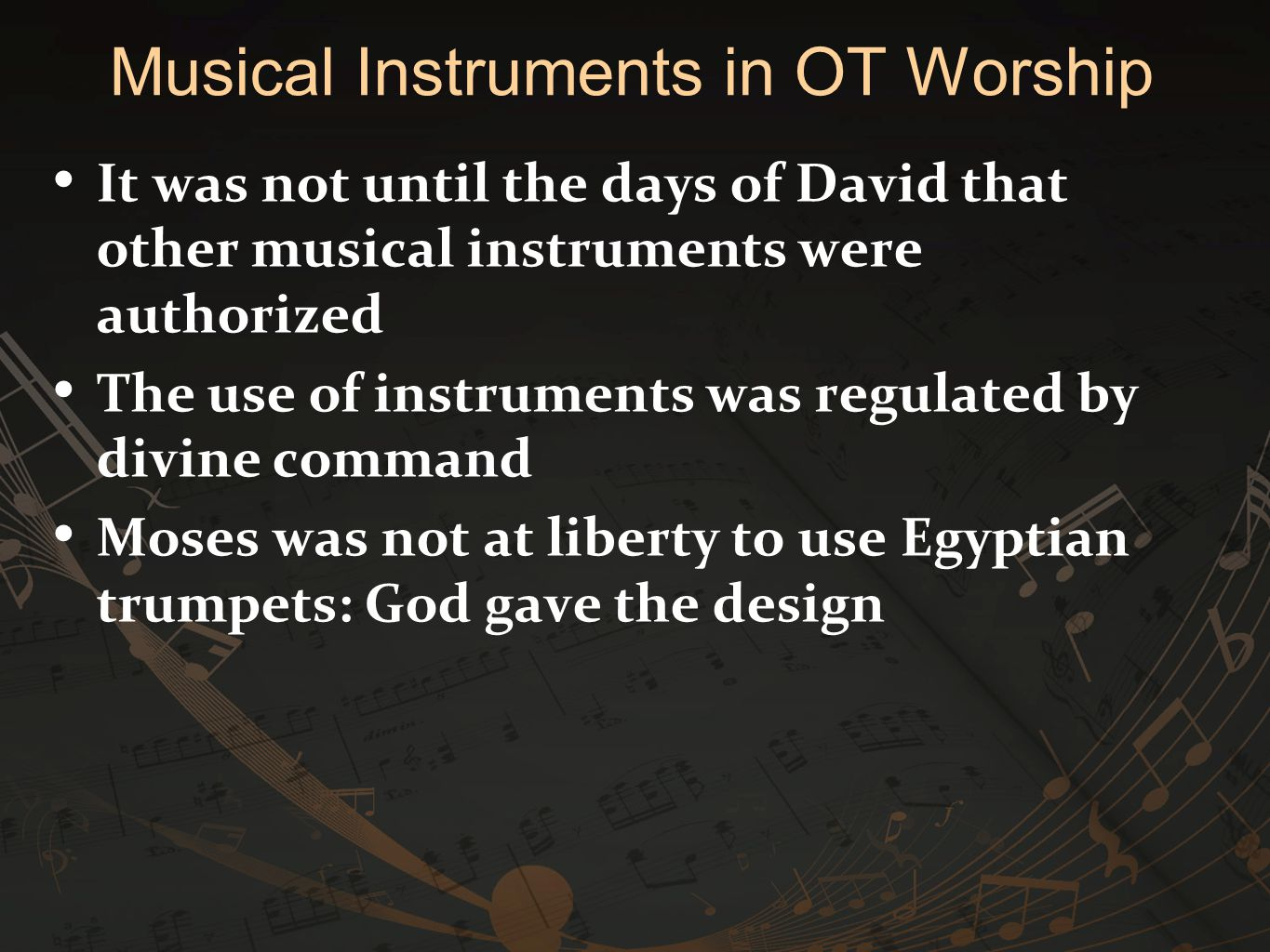 Therefore, OT instructions on the instrument are not applicable today Therefore, OT instructions on the instrument are not applicable today Where are NT instructions for the instrument.