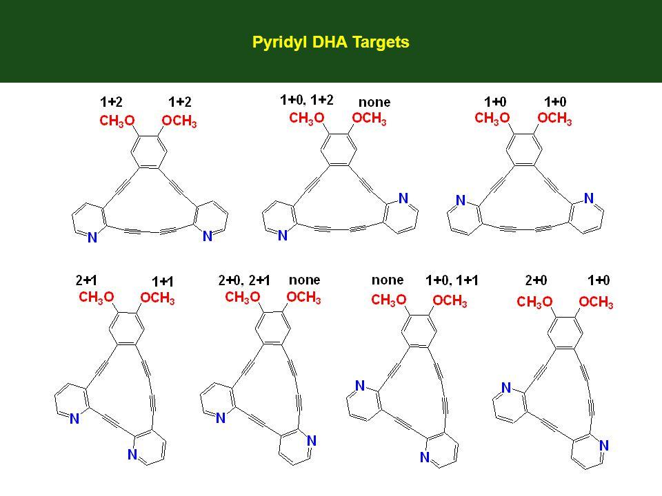 Pyridyl DHA Targets