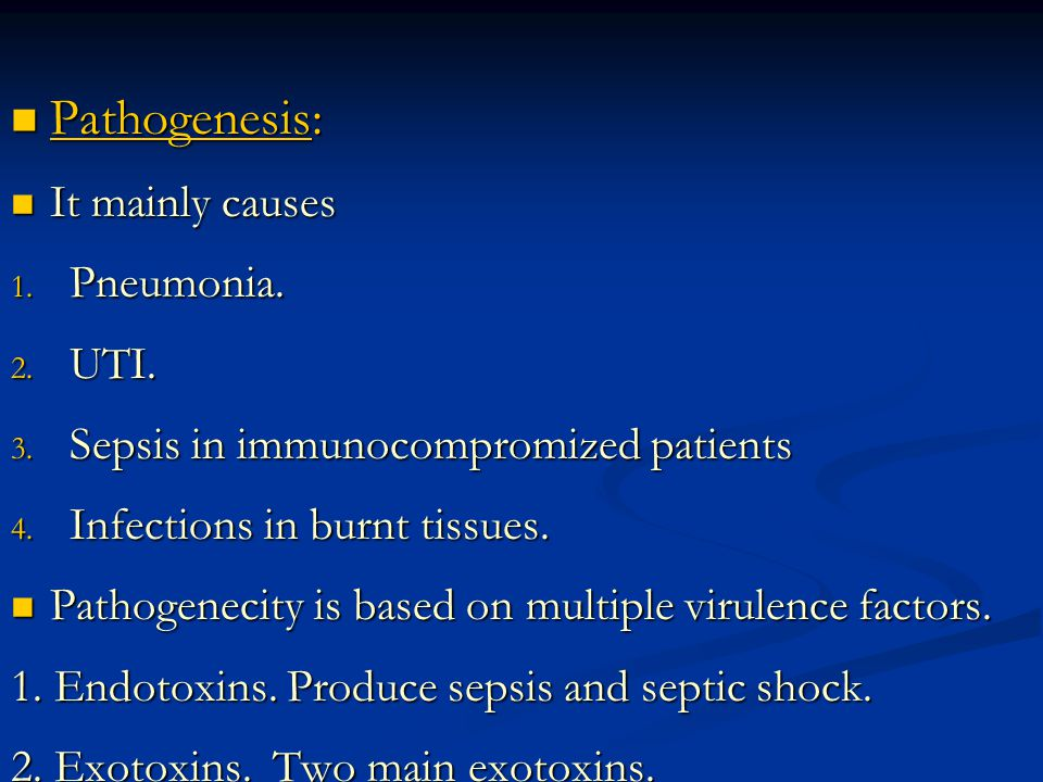 Pathogenesis: Pathogenesis: It mainly causes It mainly causes 1.
