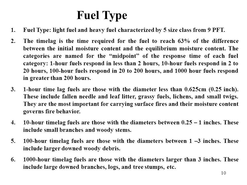 9 Fuel Type