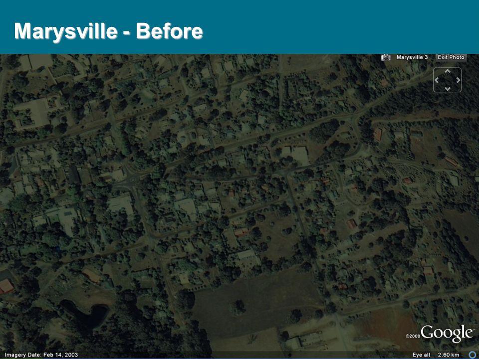 Marysville - Before