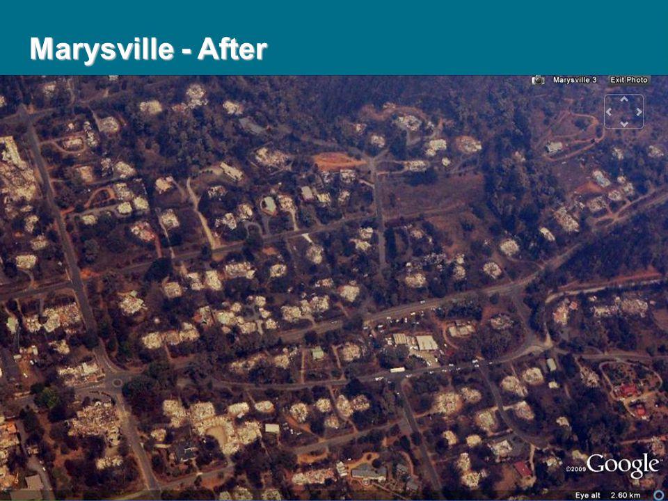Marysville - After