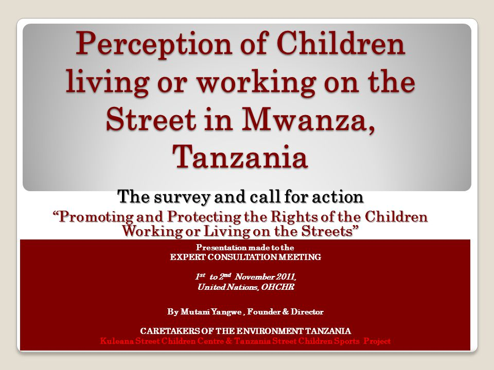 What street children think the police's perception towards them is: The police's perception toward street children Figures based on a survey carried out by Caretakers of the Environment, Tanzania, who interviewed 30 children living or working on the streets and six police stations in Mwanza in October 2011.