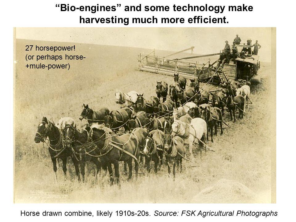 Lack of energy was the major handicap of the ancien régime economies --- F.