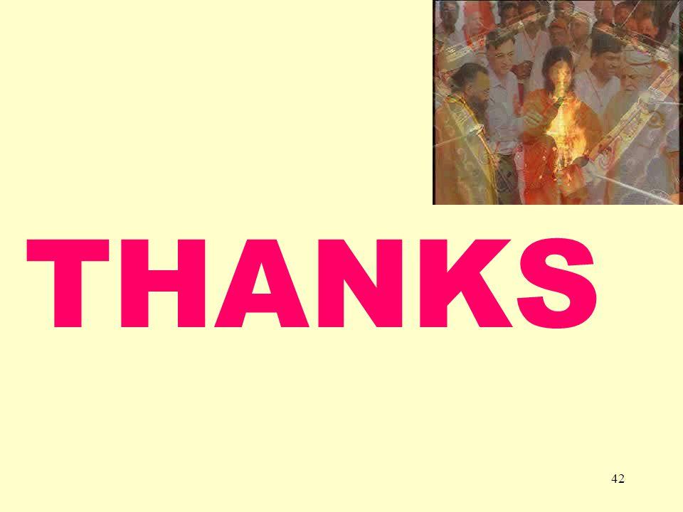 42 THANKS