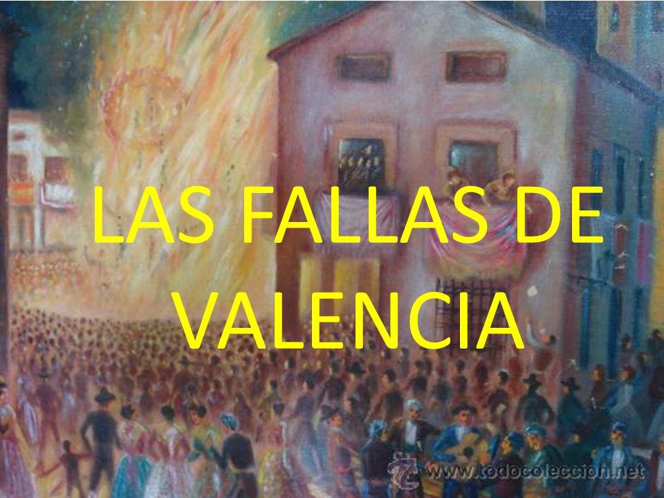 LA NIT DEL FOC y LA NIT DE LA CREMÀ The party ends, all the Fallas get burnt.