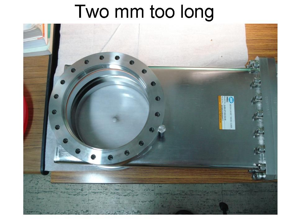 Normal welding path Abnormal part