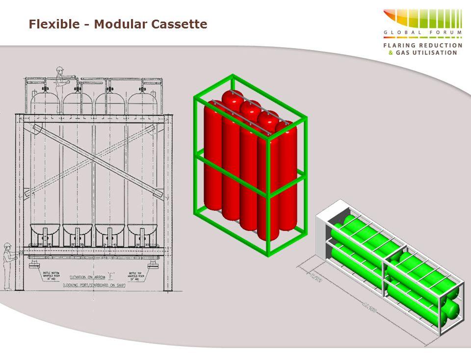 Flexible - Modular Cassette