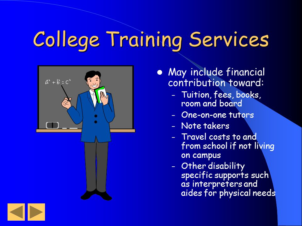 Types of Vocational Training BOCES training programs Private vocational school programs Certificate programs at Community Colleges