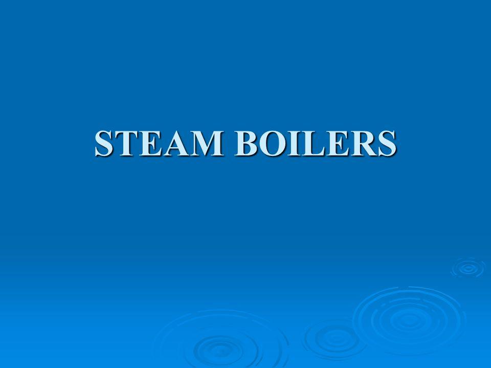 Self study topics 1.1. Schematic diagrams of modern steam generators 2.