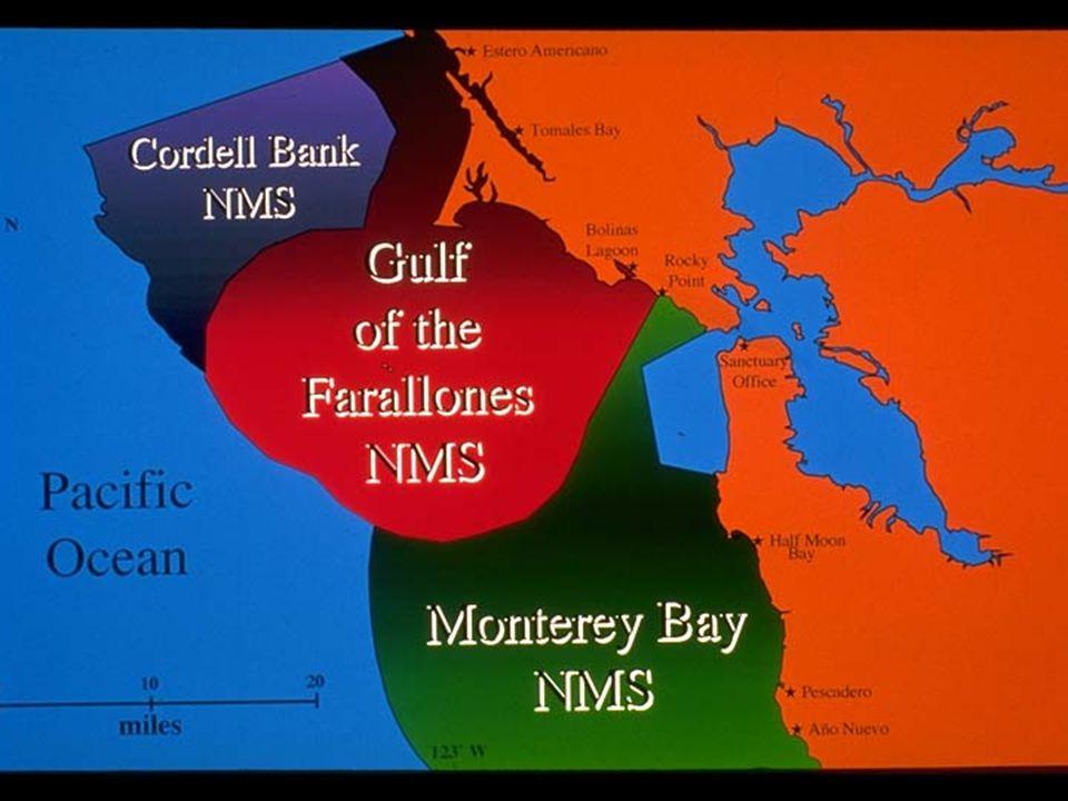2. Sanctuaries map