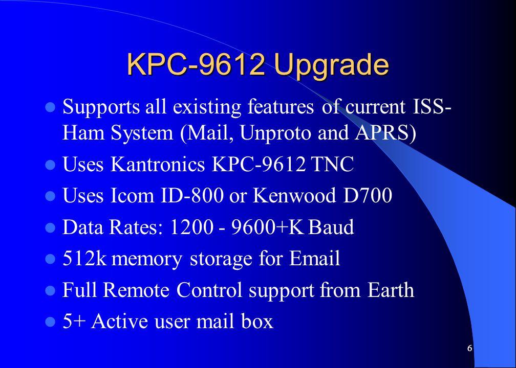 7 KANTRONICS KPC-9612