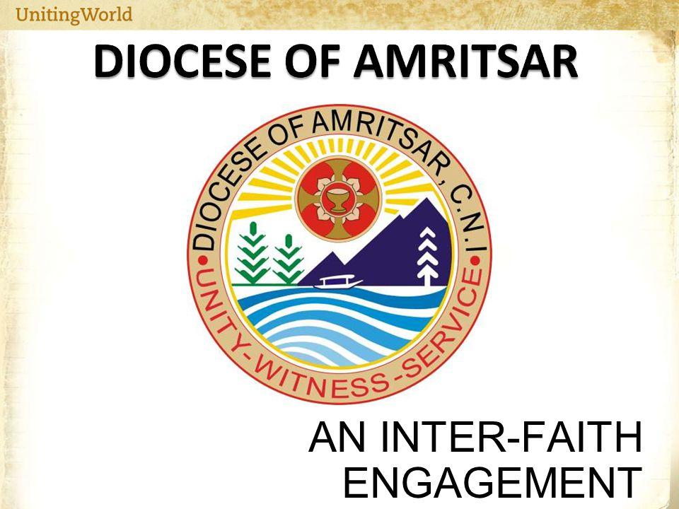 AN INTER-FAITH ENGAGEMENT