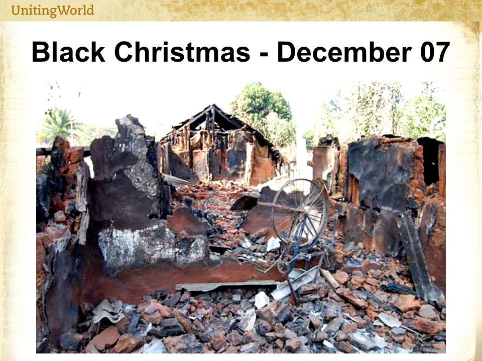 Black Christmas - December 07