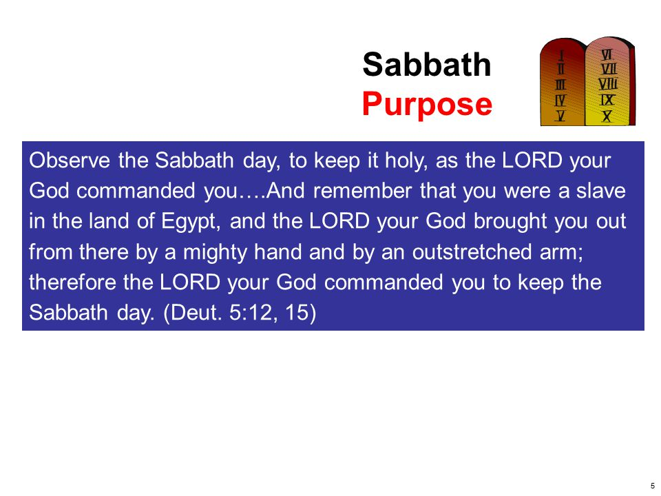 6 Sabbath Sign Between God and Israel And the LORD spoke to Moses, saying, Speak also to the children of Israel, saying: Surely My Sabbaths you shall keep, for it is a sign between Me and you throughout your generations, that you may know that I am the LORD who sanctifies you.