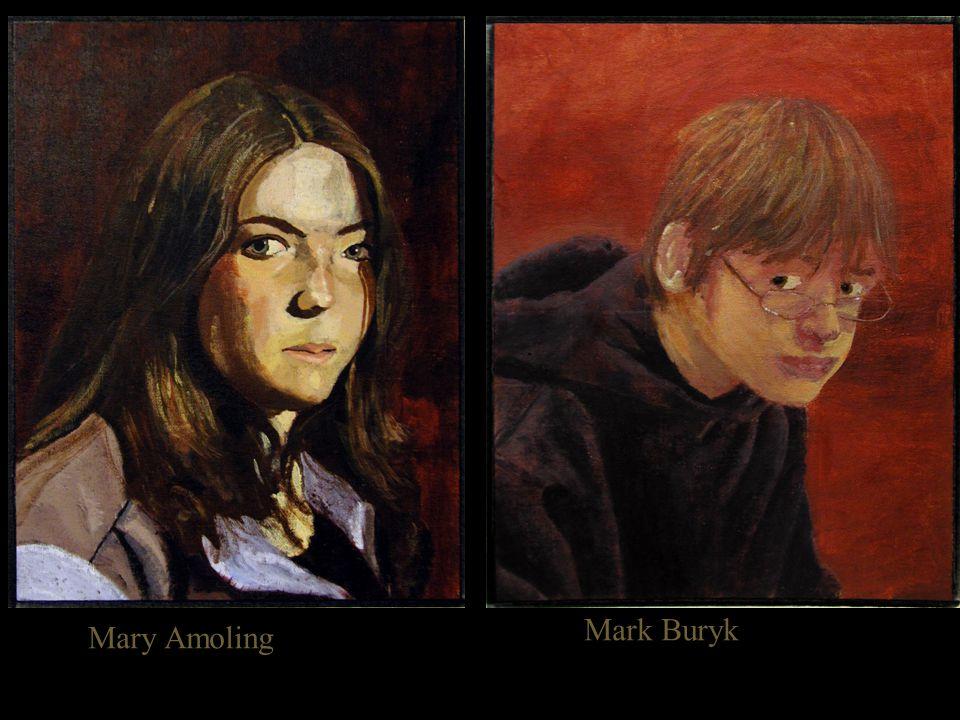 Mary Amoling Mark Buryk