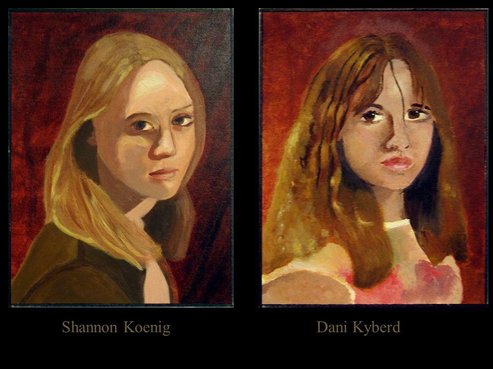 Shannon KoenigDani Kyberd