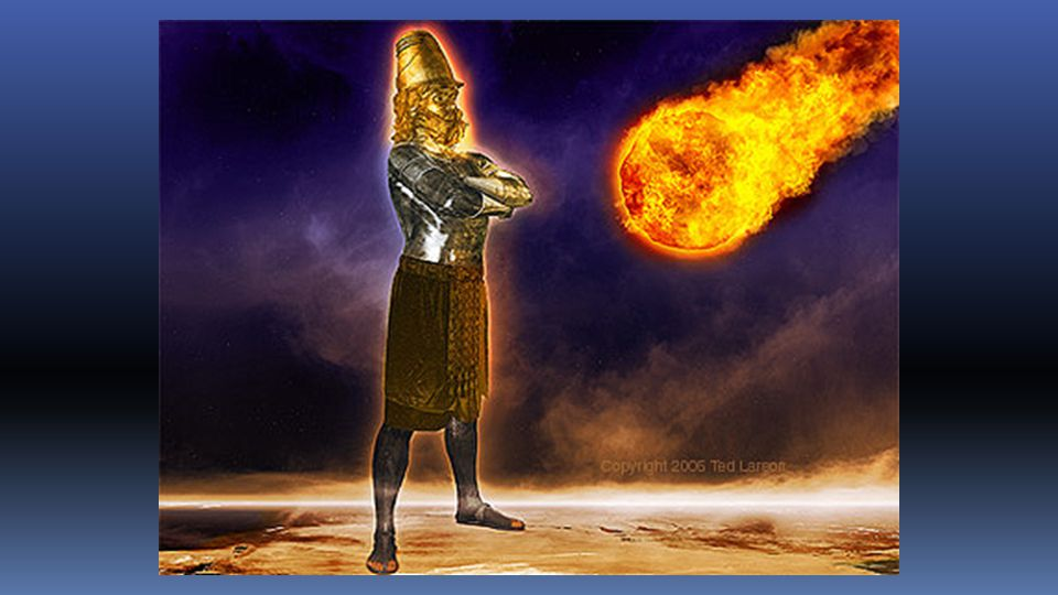 You, O king [Nebudchadnezzar] … are the head of gold.