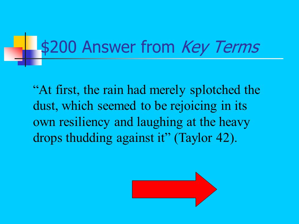 $100 Question from Figurative Language What is a metaphor.