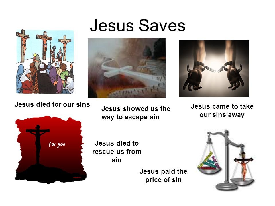 Salvation – what is it again.