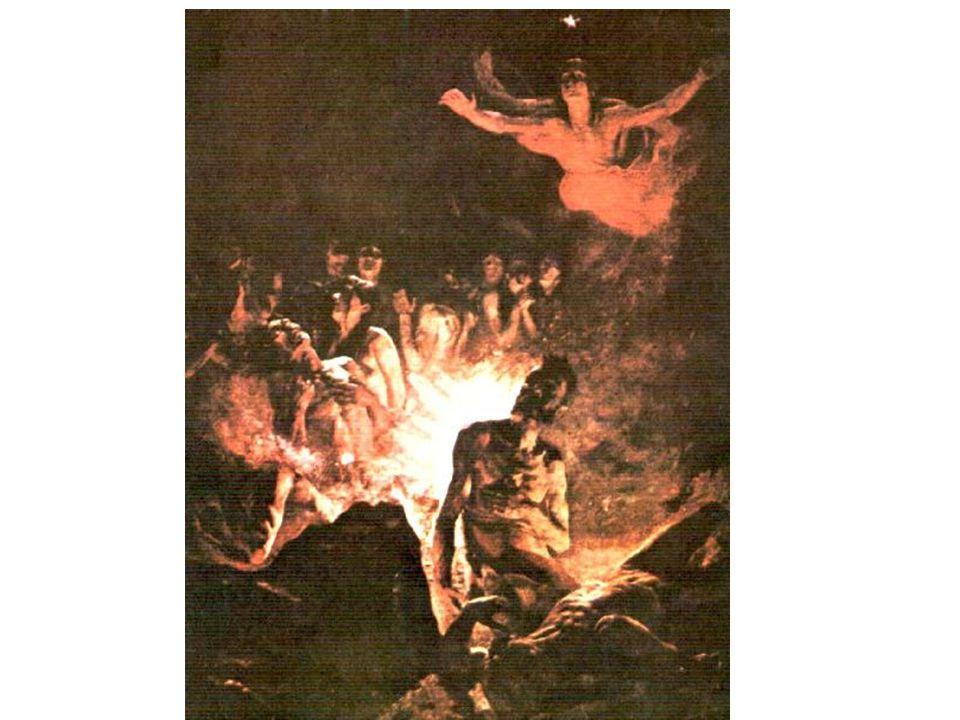Hades, the Greek underworld ruled by the god Hades.