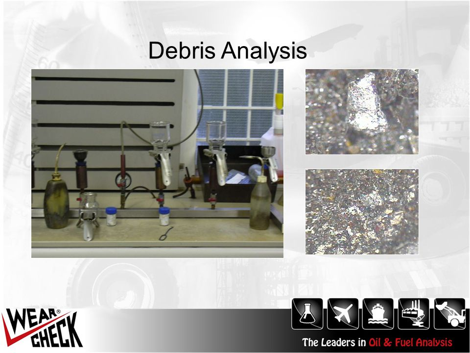 Debris Analysis