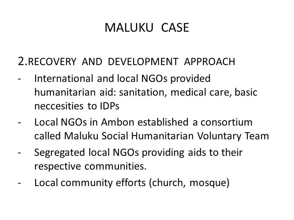MALUKU CASE 2.