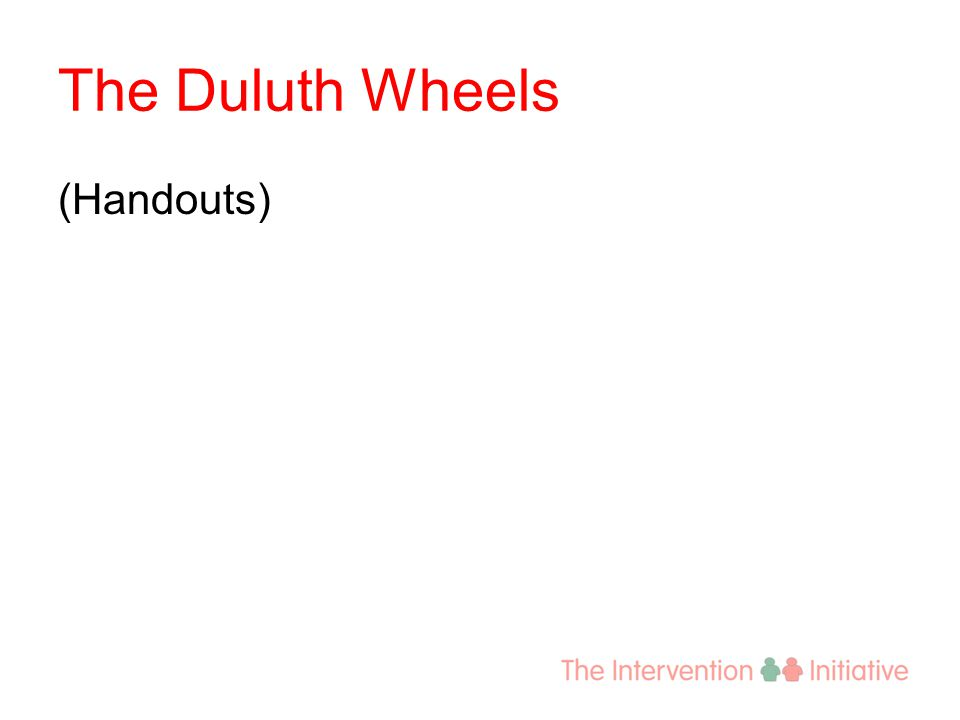 The Duluth Wheels (Handouts)