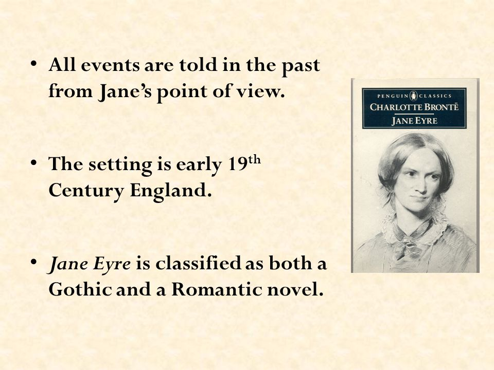 So why is Jane Eyre considered a groundbreaking novel.