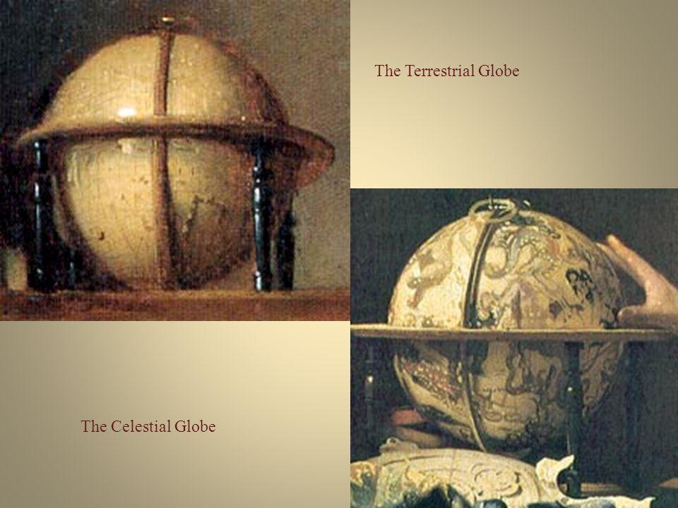 The Terrestrial Globe The Celestial Globe