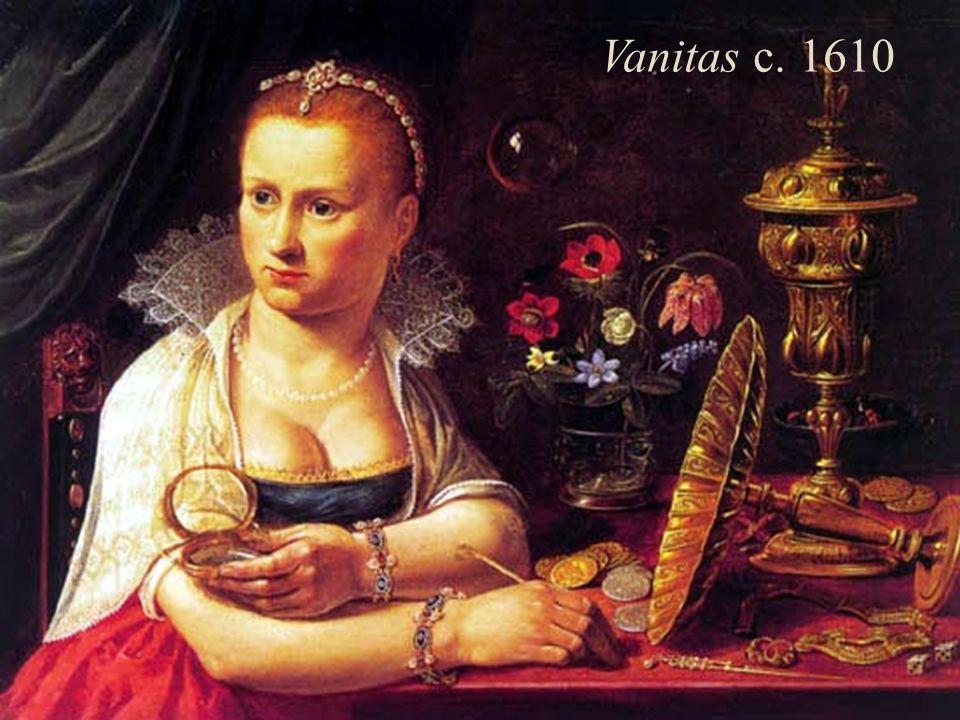 Vanitas c. 1610