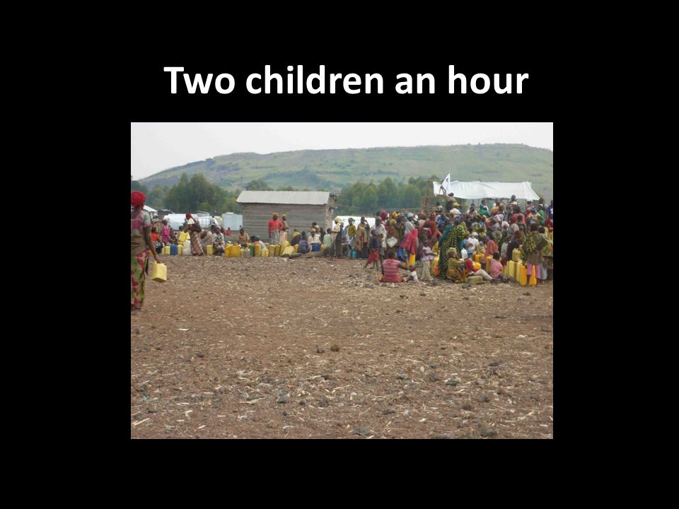 Two children an hour