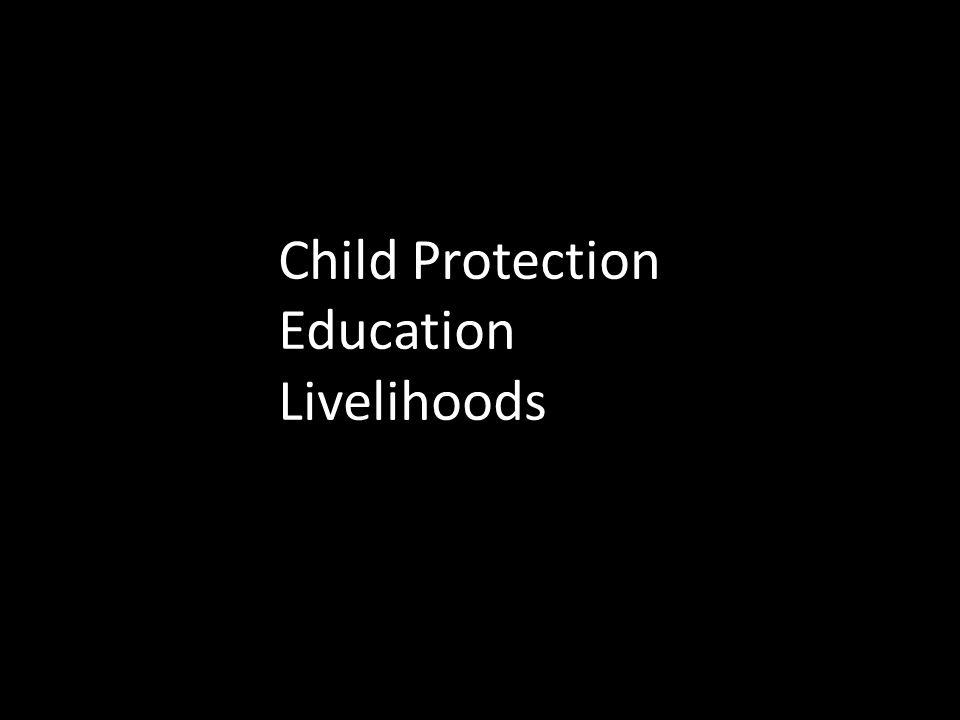 Child Protection Education Livelihoods