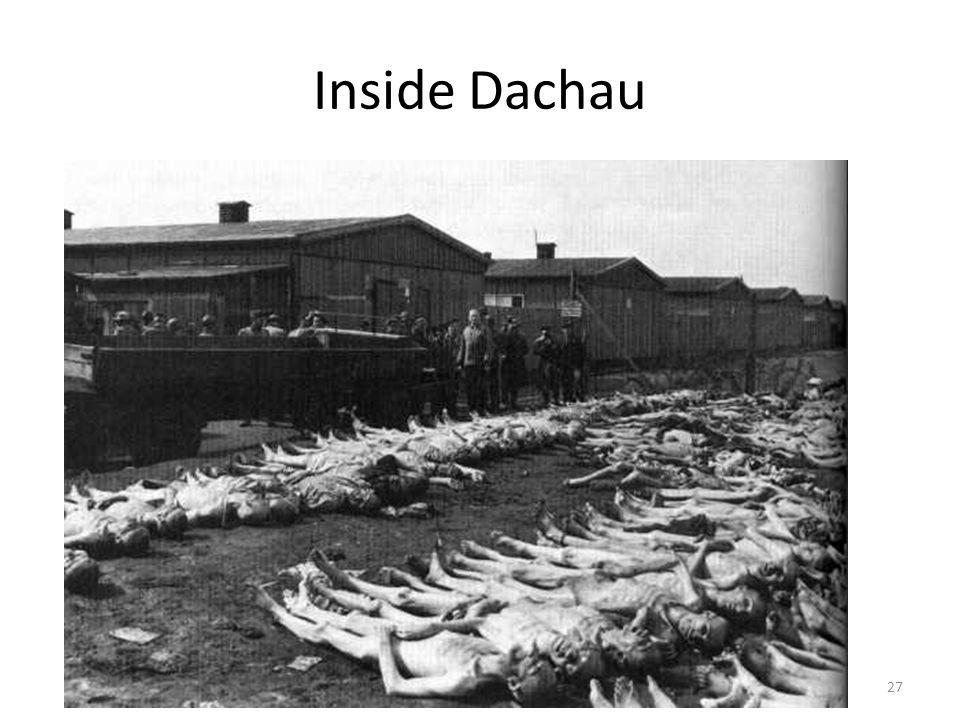 Inside Dachau 27