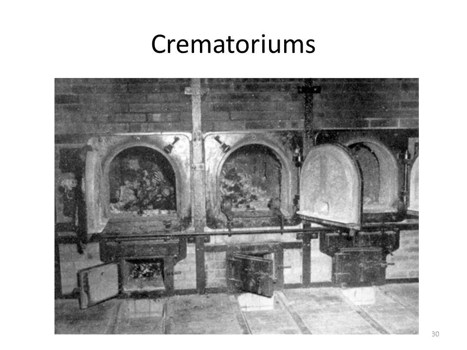 Crematoriums 30