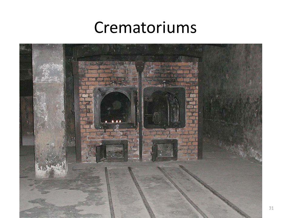 Crematoriums 31
