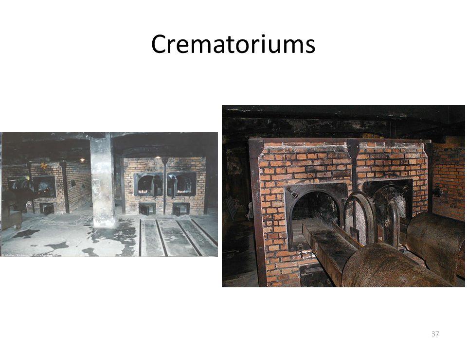 Crematoriums 37