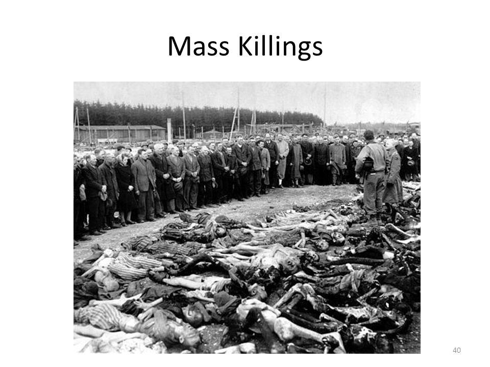 Mass Killings 40
