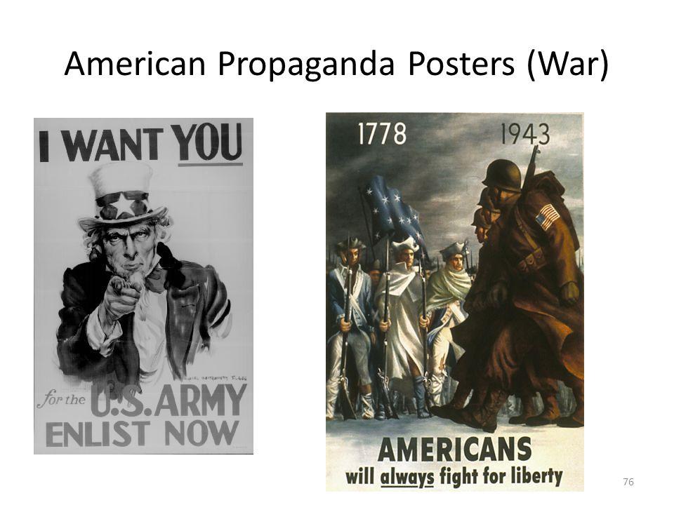 American Propaganda Posters (War) 76