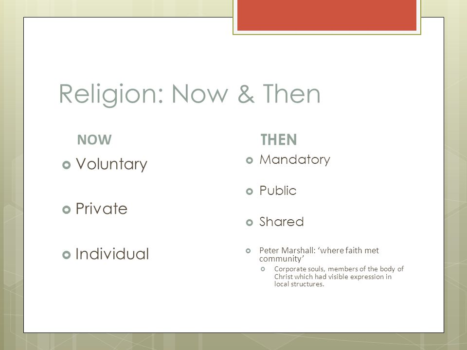 LECTURE STRUCTURE:  What is Christian Humanism.