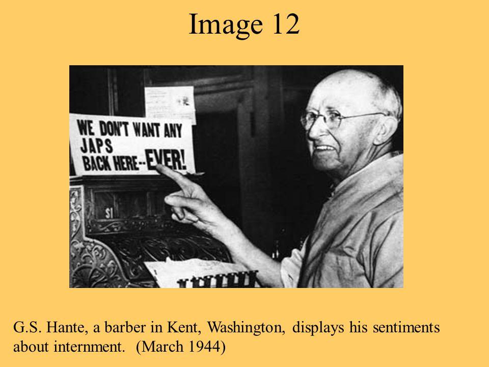 Image 10 Internment camp mess hall. Seattle Post-Intelligencer, University of Washington.