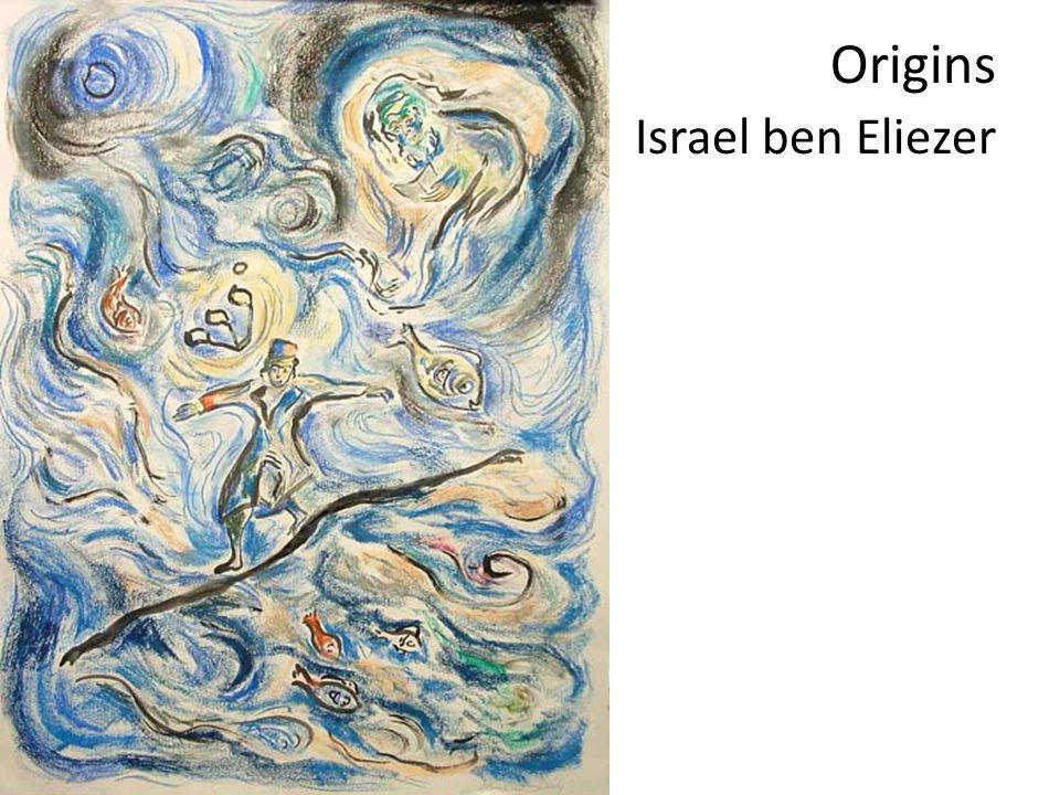 Origins Israel ben Eliezer