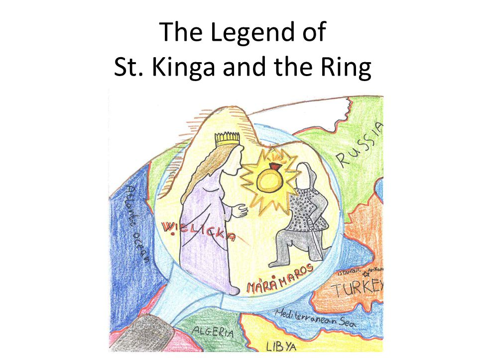 The Legend of St. Kinga and the Ring